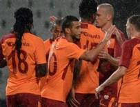 UĞUR İNCEMAN - Galatasaray yeni yıldızlarıyla kazandı