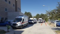 Ankara-Kayseri Karayolunda Kaza 6 Yaralı