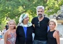 KANBOLAT GÖRKEM ARSLAN - Ünlü Oyuncu Kanbolat Görkem Arslan, Munzur Gözeleri'ni Gezdi