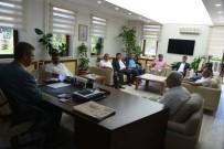 Ziraat Odaları İl Koordinasyon Kurulu Şeker Fabrikasını Ziyaret Etti