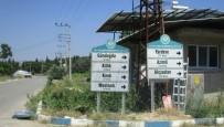 Köprübaşı'nda Trafik Yönlendirme Levhaları Yenilendi