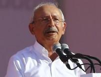 CHP lideri Kılıçdaroğlu'nun Maltepe mitingi konuşması