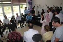 ORHAN AKTÜRK - Kozluk'ta Şehit Öğretmen Şenay Aybuke Yalçın Müzik Atölyesi Açıldı