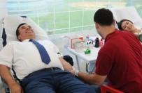 NÜFUS KAĞIDI - Sıcak Hava Ve Tatil Kan Bağışını Azalttı