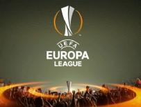 UEFA AVRUPA LIGI - UEFA Avrupa Ligi'nde gecenin sonuçları