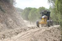 Yenilenen Yollarla Trafikteki Güvenlik De Artıyor