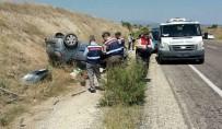 Manisa'da Düğün Konvoyunda Kaza Açıklaması 1 Ölü, 5 Yaralı