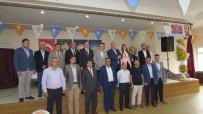 Yenice'de AK Parti İlçe Başkanı Güngör Güven Tazeledi