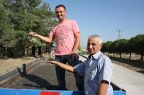 HÜSEYİN KARATAŞ - Keşan'da Yılın İlk Ayçiçeği 2 Liradan Satıldı