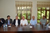 HALIL ÖZYOLCU - AK Parti Koordinatörü Halil Özyolcu, Hakkari'de