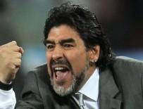 FİDEL CASTRO - Maradona: Maduro emrederse savaşırım