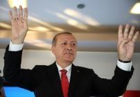 16 NİSAN HALK OYLAMASI - Cumhurbaşkanı Erdoğan Giresun'da Partililere Yoklama Yaptı