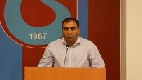 SALIH ALTUN - Trabzonspor Basketbol'da Hopikoğlu Yeniden Başkan