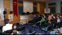 ALİ KIRCA - 'Uluslararası Yapay Zeka Ve Veri İşleme' Sempozyumu Başladı