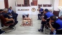 SARA KRİZİ - Alaşehir'de Zabıta Personeline İlk Yardım Eğitimi