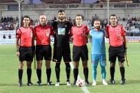 ONUR BAYRAMOĞLU - TFF 2. Lig Açıklaması Fethiyespor Açıklaması  1- Kahramanmaraşspor Açıklaması  1
