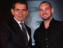 BRUMA - Dursun Özbek'ten Sneijder itirafı