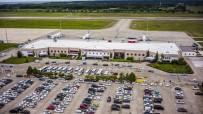 GÜRÜLTÜ HARİTASI - 42 Havalimanına 'Yeşil Kuruluş' Sertifikası