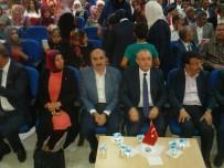 HALIL ÖZYOLCU - AK Parti, Yıldırımçakar Ve Çevik İle Yola Devam Dedi