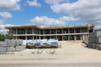 Yenice Devlet Hastanesi İnşaatı Hızla Yükseliyor