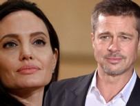 BRAD PİTT - 'Angelina Jolie ile Brad Pitt barıştı' iddiası