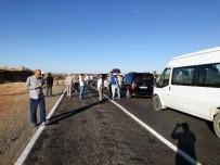 Ömerli'de Mayın İhbarı Güvenlik Kuvvetlerini Hareketlendirdi