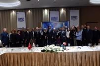 EKONOMİ MUHABİRLERİ DERNEĞİ - Bakan Zeybekci Açıklaması 'KGF Enstrümanlarını Kalıcı Hale Getiriyoruz'