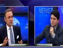 BERHAN ŞİMŞEK - CHP'nin oy potansiyeli yüzde 85'miş