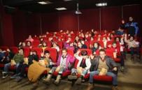 Vali Sonel, Öğrencilere Verdiği 'Sinema' Sözünü Yerine Getirdi