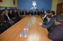 AK Parti Konya İlçe Ziyaretlerine Başladı