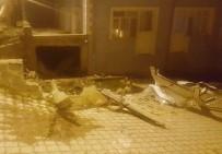 Kiralık Otomobil Binanın Garajına Uçtu Açıklaması 3 Ölü
