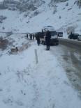 Tutak'ta Otomobil Nehre Uçtu Açıklaması 2 Yaralı