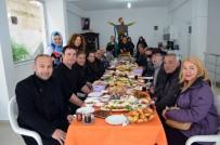SİNAN ÇETİN - DİFTAD Üyeleri Çalışmalarına Başladı