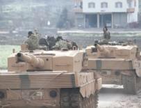 Başbakan Yıldırım: Kara harekatı 11:05'te başladı