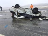 Yozgat'ta Trafik Kazası Açıklaması 2 Ölü