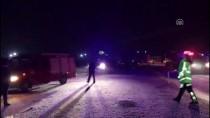 Konya'da Zincirleme Trafik Kazası Açıklaması 20 Yaralı