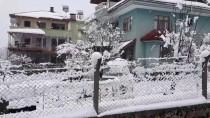 Adana'nın Yüksek Kesimlerinde Kar Yağışı