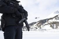 AİR FORCE ONE - Davos'ta Trump Önlemleri