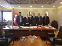 Derbent Heyetinden Ankara'daki Bürokratlara Ziyaret
