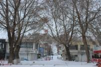 Şiddetli Tipi Kırşehir'de 76 Köy Bağlantısını Kesti