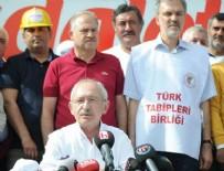CHP'den Terör Sevici Tabipler Birliği'ne destek