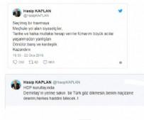 HASIP KAPLAN - Hasip Kaplan Afrin Operasyonu'nu sindiremedi