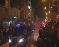 FIRTINA OBÜSÜ - Adıyaman'da Mehmetçiğe Sevgi Gösterisi