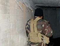 İşte Afrin'deki terör tünelleri