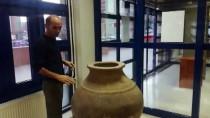 Mehmetçik Ortaçağ'dan Kalan Pithos'a Sahip Çıktı