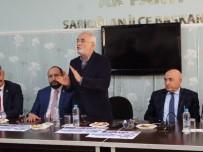 AK Parti Grup Başkanvekili Mustafa Elitaş; 'Gezi Olayları İle İran'daki Olaylar Aynı'