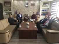 Ankara Büyükşehir Belediyesi Meclis Üyelerinden Başkan Arayıt'a Ziyaret