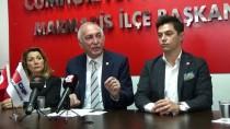 ÖMER SÜHA ALDAN - CHP Muğla Milletvekili Aldan Açıklaması