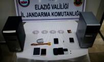 Elazığ'da PKK/KCK Operasyonu Açıklaması5 Gözaltı