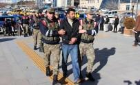 Elazığ'da PKK/KCK Operasyonu Açıklaması 6 Şüpheli Adliyeye Sevk Edildi